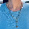 Luxury Earrings Silver