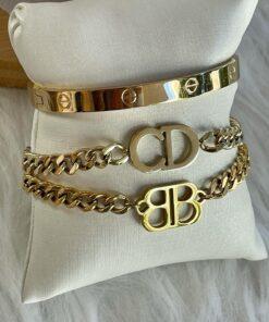 BB Chain Bracelet