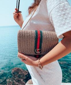 GG Crochet Bag