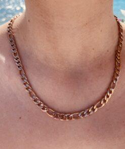 Golden Rose Chain