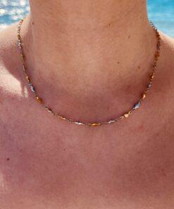 Silv'n Gold Chain