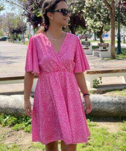 Pink Leorard Dress