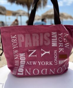 Cities Bag Pink